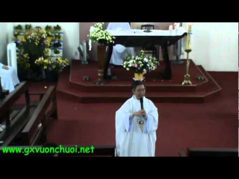 Bài giảng Lễ Đức Maria thăm viếng bà Elizabeth (31.05.2011) - Cha xứ