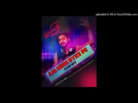 Aaja Meri Byke Pe (Club mix) Dj Ansh remix