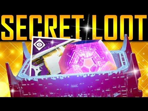 Destiny 2 – RAID LAIR LOOT! SECRET CHEST!