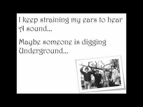 Bee Gees New York Mining Disaster 1941 Lyrics Video [HQ]