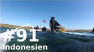 Boot IM MEER VERSENKT beim Schnorcheln! || VLOG #91 || INDONESIEN