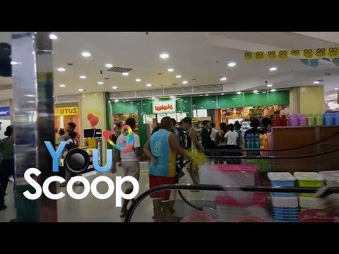 YouScoop: Pamamaril sa isang mall sa Talisay City, Cebu