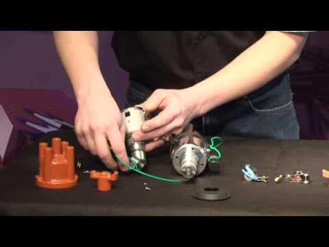 Vw Bug Wiring Diagram For Dune Buggy Atomik 110cc Quad Distributor Youtube