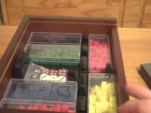 Risk Target Exclusive Unboxing