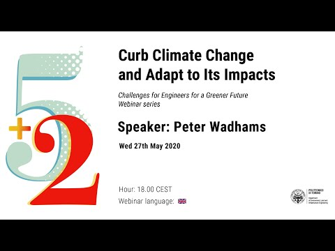Curb Climate Change and Adapt to Its Impacts
