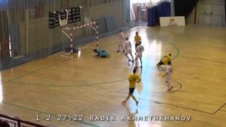 FC Santos Perth - Sievi Futsal 30.8.2015 (Uefa Futsal Cup)