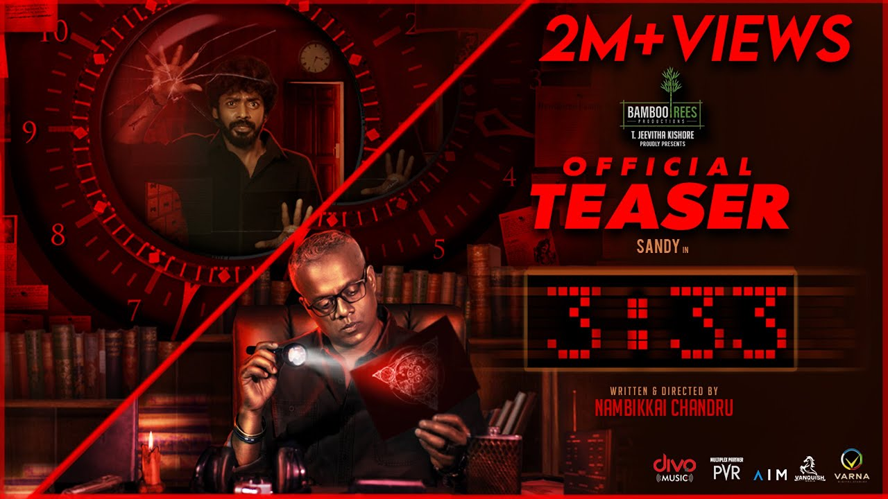 Moonu Mupathi Moonu (3:33) Download Full Movie TamilRockers, Movierulz TamilYogi, Filmyzilla, Kuttymovies, Isaimini