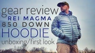 Gear Review: 2018/2019 REI Magma 850 Down Hoodie