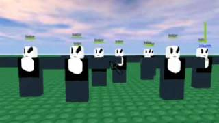 ROBLOX- Rox Video Contest Entry: The Badger Song