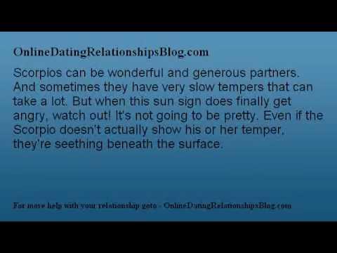 scorpio relationship watch that stinger