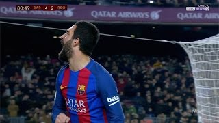 Arda Turan vs Real Sociedad (Home) (26/01/2017) 720p HD by EC17