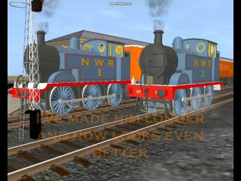 Engines of the N W R Part 2