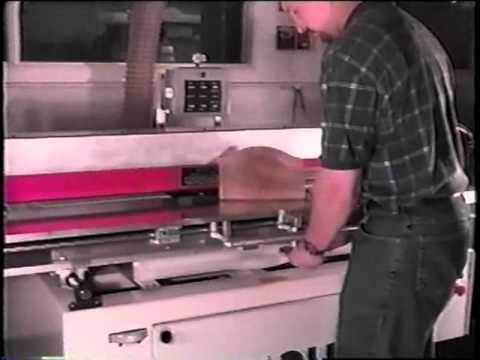 unique 250 door machine