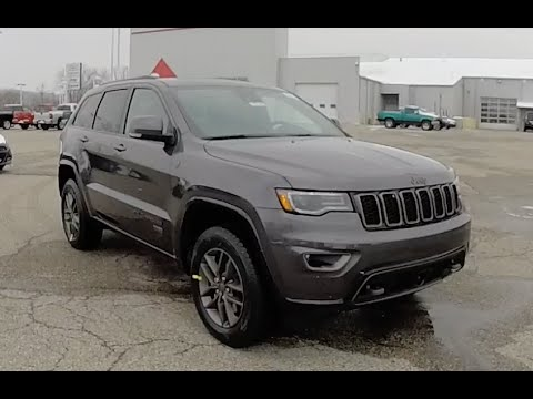 2016 Jeep Grand Cherokee Limited 75th Anniversary Edition 4x4 18330