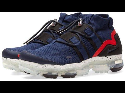 wholesale dealer 8abcf 0613b Nike Vapormax Utility 'patriots'| sneaker information