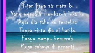 Ombak Rindu - Hafiz ft Adira (lyric)