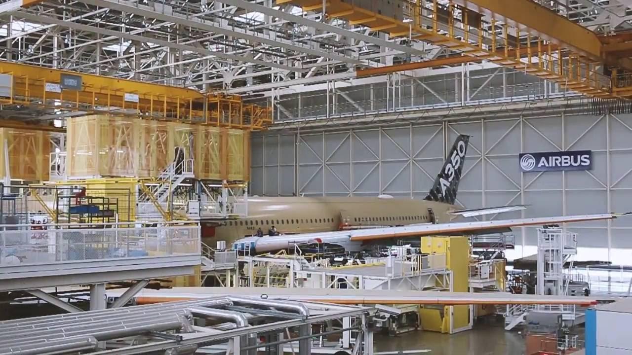Resultado de imagen para A350 line assembly