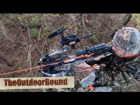 Saddle Hunt With Aero Hunter & Ravin Crossbow