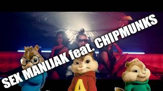 JURA CONNECT feat. RASTA - ZLI TONI - SEX MANIJAK (Chipmunks)