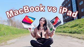 大学生买iPad还是Macbook? | iPad与MacBook使用对比