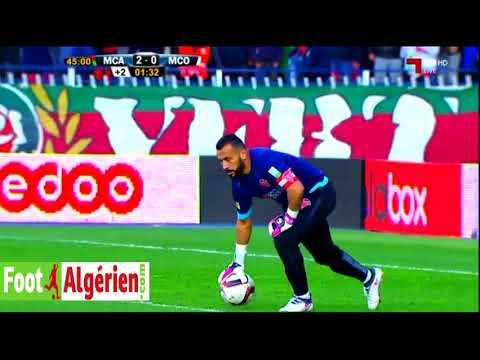 Ligue 1 Algérie (22e journée) : MC Alger 4 - 0 MC Oran