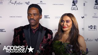 Beyoncé's Mom Tina Knowles-Lawson 'Can't Wait' To Meet The Twins! | Access Hollywood