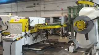 171 - (N) - Coil Line 1600mm with rotating shear