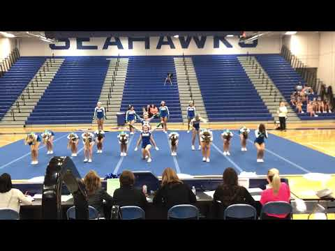 South Lakes High School Cheer 2018