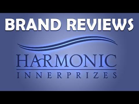 Harmonic Innerprizes Etherium Black, Etherium Pink, GojiLight