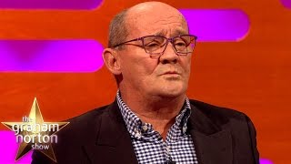 James Blunt Kissed Brendan O'Carroll aka Mrs Brown | The Graham Norton Show