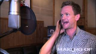 'Cloudy with a Chance of Meatballs 2' Neil Patrick Harris ADR