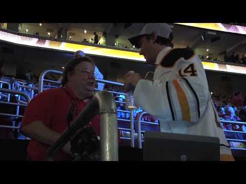 Raw Footage: Sam Reinhart at Draft after being picked by Buffalo