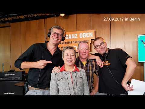 rbb ganz oben: Radioeins Dachlounge am 27.09.2017 in Berlin