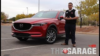 Full Review 2019 MAZDA CX5 SIGNATURE TURBO AWD 4x4, THE GARAGE, CardinaleWay Mazda Las Vegas