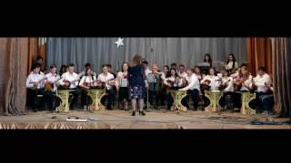 Отчетный концерт дир Петруненко