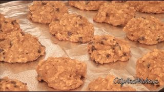Cook With Me: Delicious Oatmeal Pumpkin Chocolate Chip Cookies