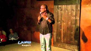 Chris Alan Stand-Up: Lasik Danger