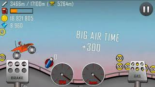 Hill Climb Racing, Monster Truck, Highway, 5358m