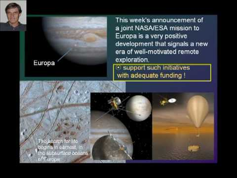 Manned vs Unmanned Exploration in Outer Space YouTube