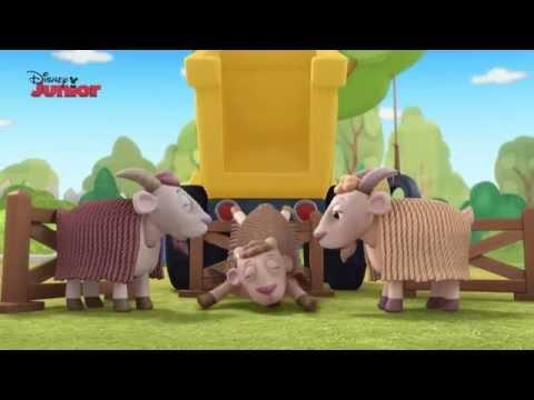 Mack's Baby Goats! | Doc McStuffins | Disney Junior UK
