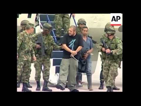 Colombian govt says it has arrested a top drug baron