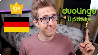 About the Duolingo Update & My German Journey