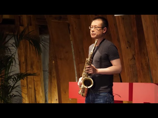 Saxophone Performance  | Hao Li | TEDxTUWien