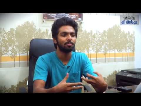 I am responsible for my Success or Failure: GV Prakash Exclusive Interview | Tamil The Hindu