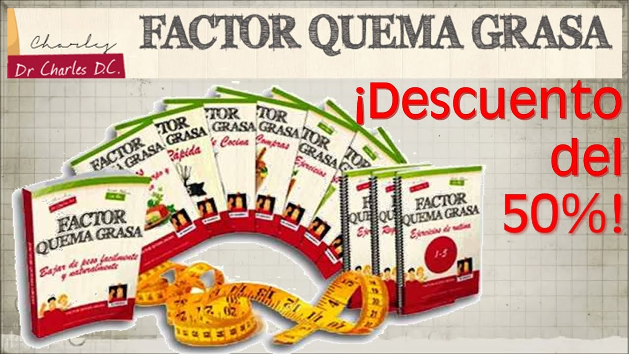 Quema grasa pdf factor