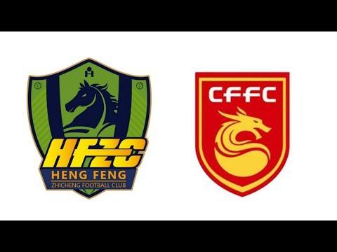 Round 18 - Guizhou Hengfeng Zhicheng vs Hebei HX Xingfu