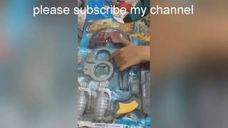 Toys unboxing .