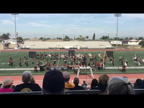 SCSBOA Championships 2018 Fallbrook High School
