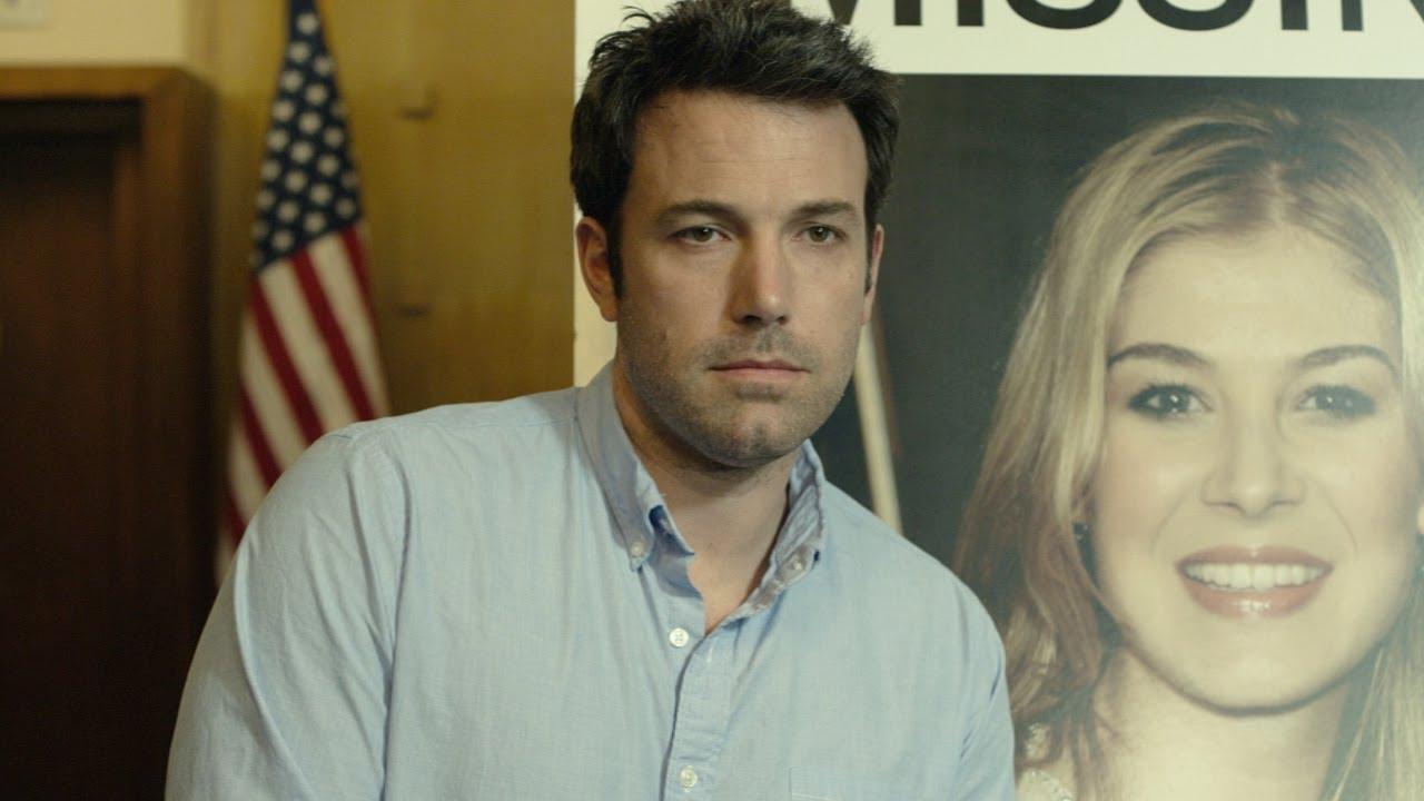 Gone Girl Trailer Official - Ben Affleck - YouTube