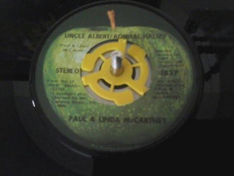 Paul McCartney - Uncle Albert/Admiral Halsey